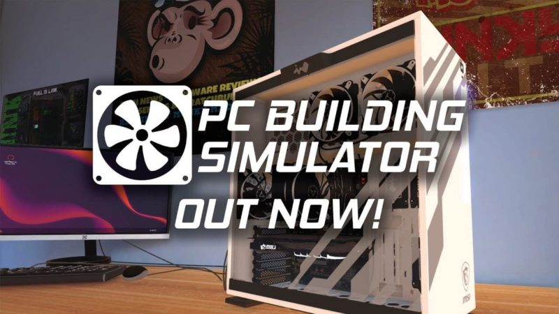PC Building Simulator PC Free Download