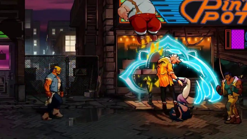 Streets Of Rage 4 Game Wiki