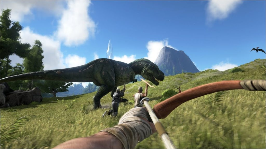 Ark Survival Evolved Game Wiki