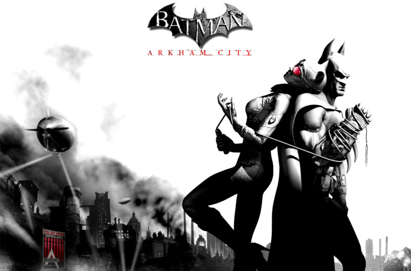 Batman Arkham City GOTY Edition PC Free Download