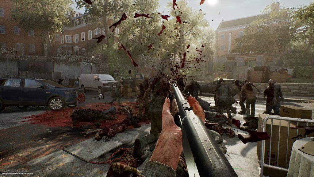 Overkills The Walking Dead Game Wiki