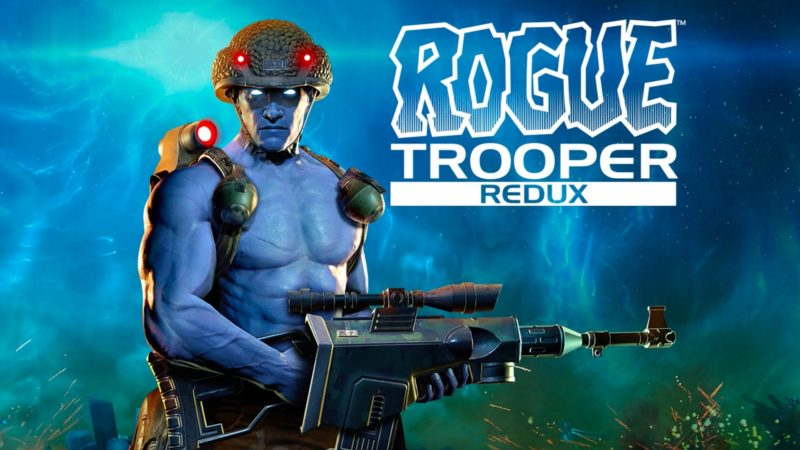 Rogue Trooper Redux PC Free Download