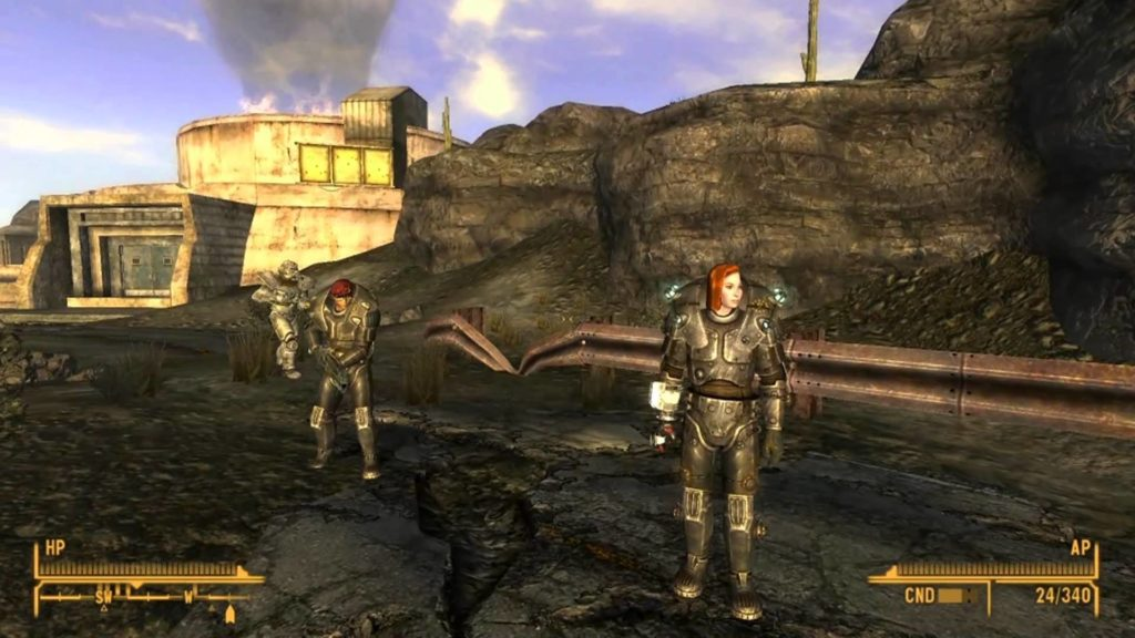 Fallout New Vegas Game Wiki