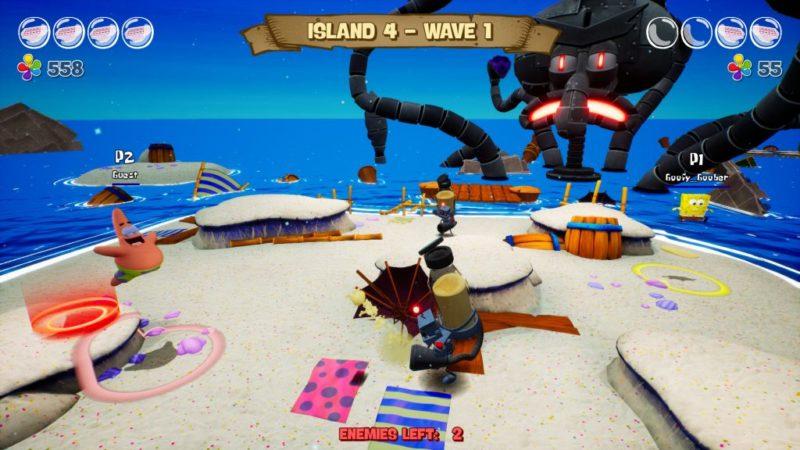 SpongeBob SquarePants Battle for Bikini Bottom Rehydrated Game Wiki
