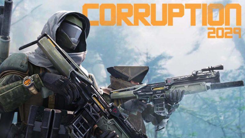 Corruption 2029 PC Free Download