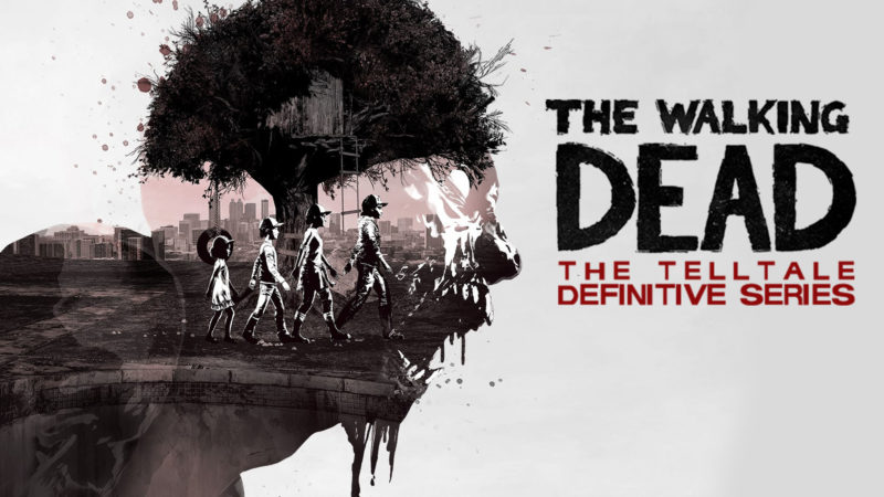 The Walking Dead The Telltale Definitive Series PC Free Download