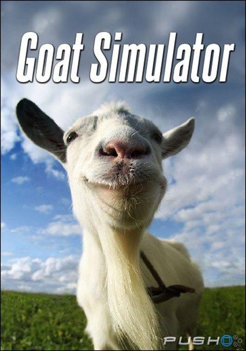 Goat Simulator GOATY PC Free Download
