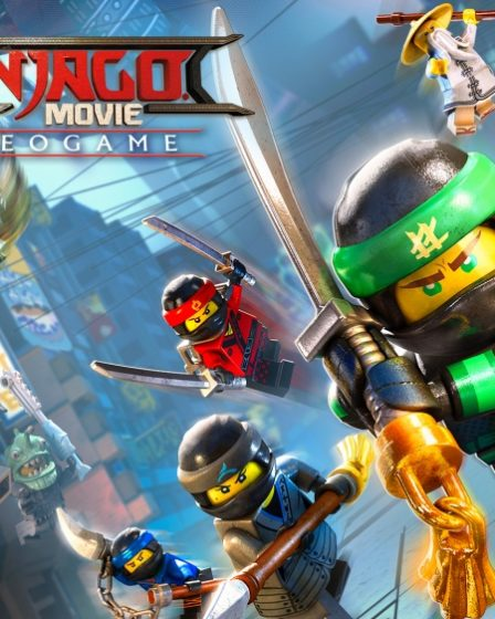 The LEGO Ninjago Movie PC Free Download