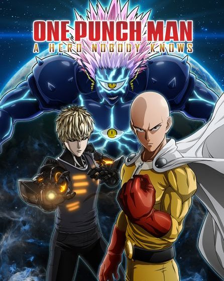 One Punch Man A Hero Nobody Knows PC Free Download