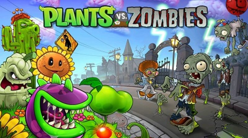 Plants Vs Zombies GOTY PC Free Download