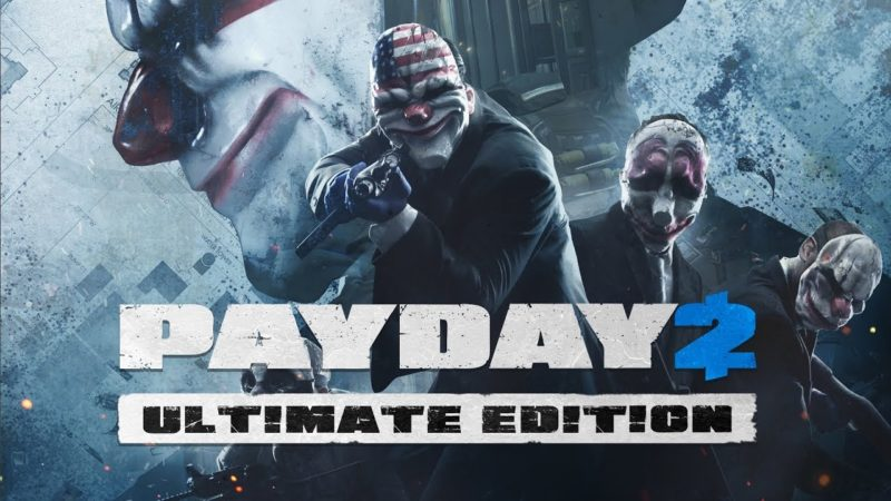 PayDay 2 Ultimate Edition PC Free Download