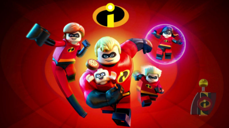 Lego The Incredibles PC Free Download