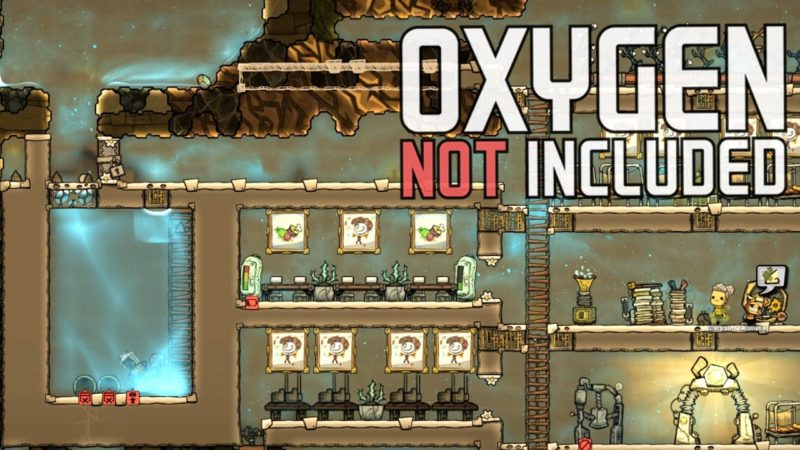 Oxygen Not Included PC Free Download