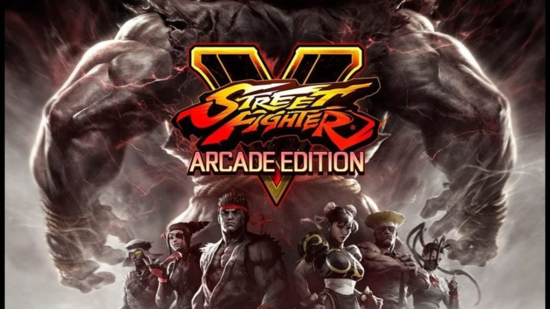 Street Fighter V Arcade Edition PC Free Download