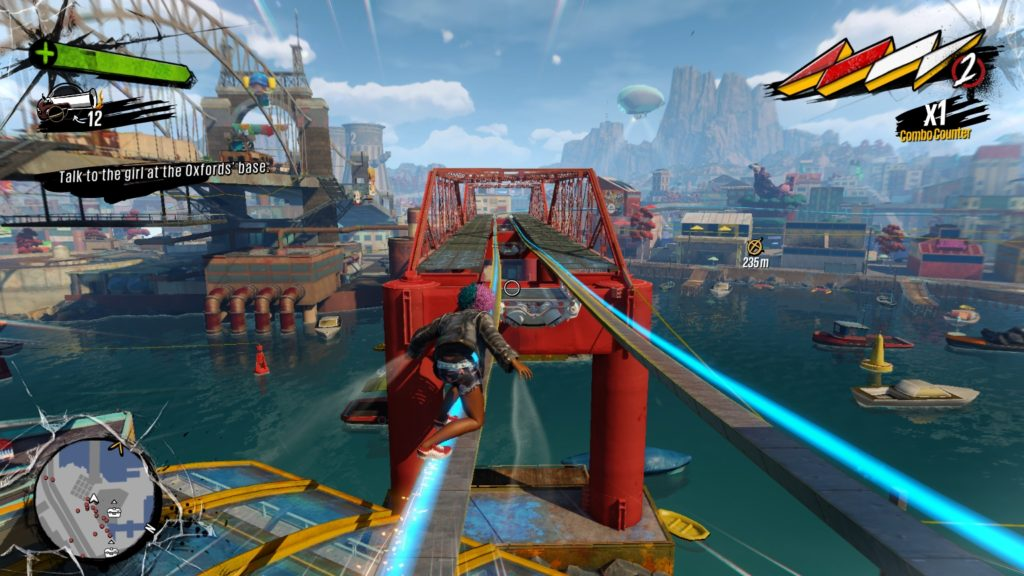 Sunset Overdrive Game Wiki