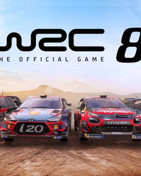 WRC 8 FIA World Rally Championship PC Free Download