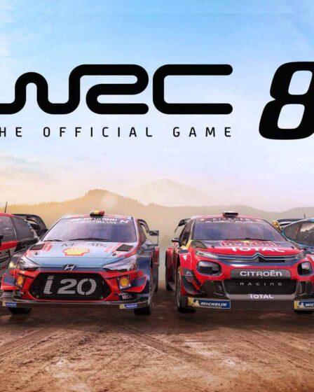 WRC 8 FIA World Rally Championship: