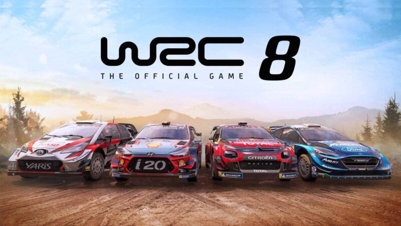 WRC 8 FIA World Rally Championship: