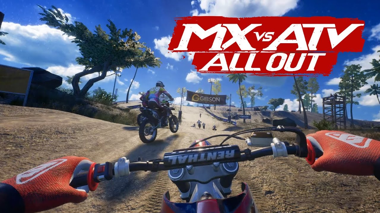 MX vs ATV All Out PC Free Download