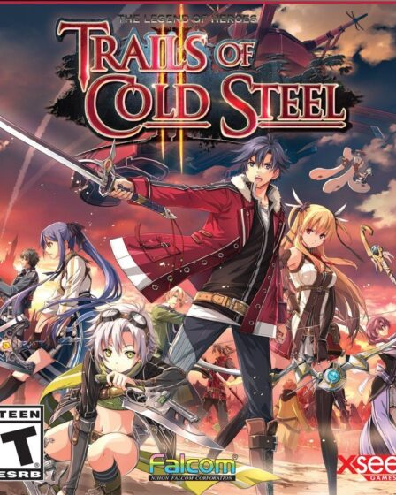 The Legend Of Heroes: Trails Of Cold Steel II PC Free Download
