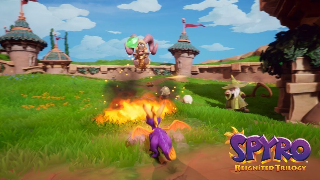 Spyro Reignited Trilogy Game Wiki