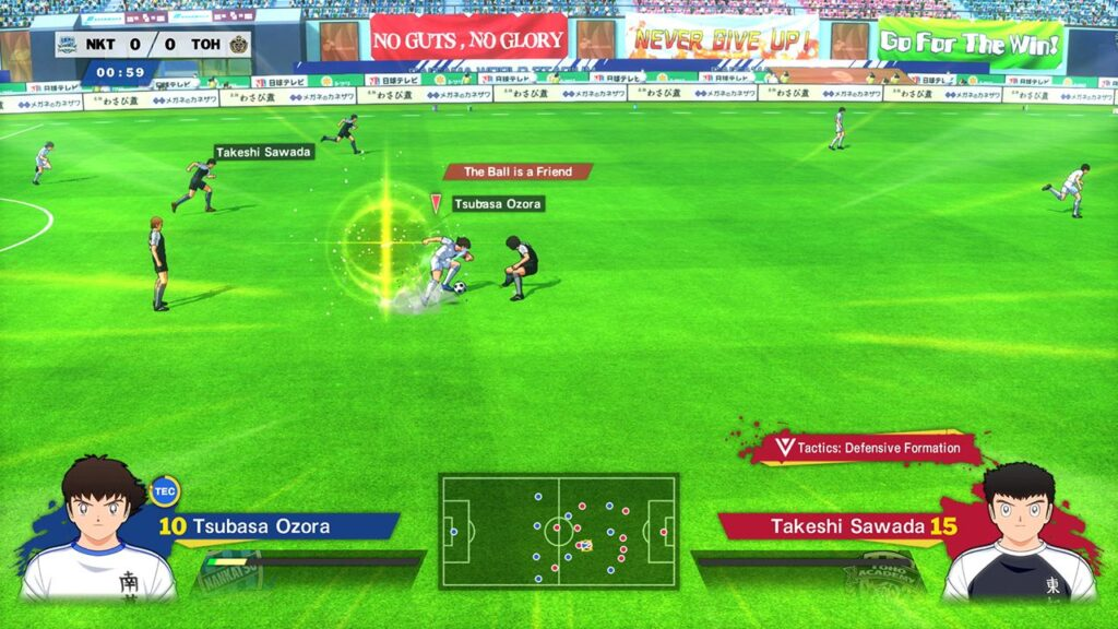 Captain Tsubasa Rise of New Champions Game Wiki