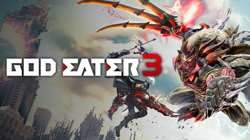 God Eater 3 PC Free Download