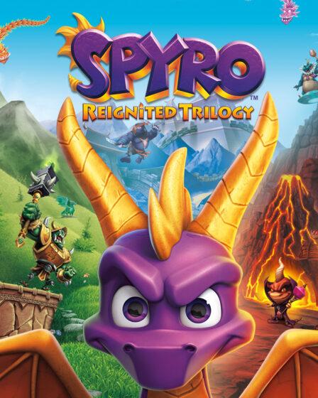 Spyro Reignited Trilogy PC Free Download