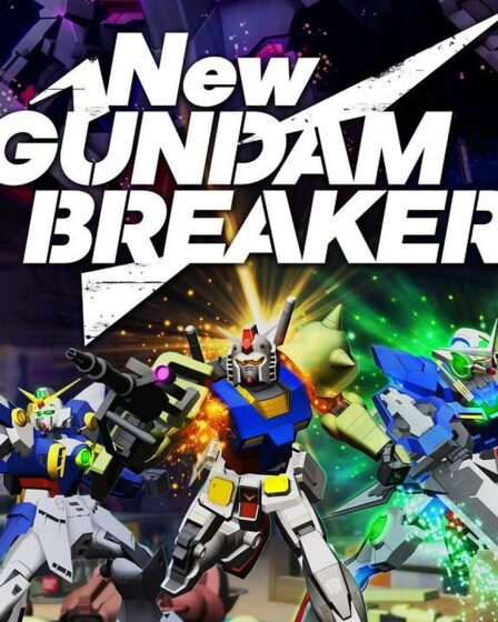 New Gundam Breaker PC Free Download