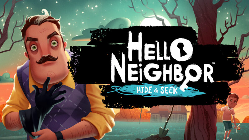 Hello Neighbor PC Free Download