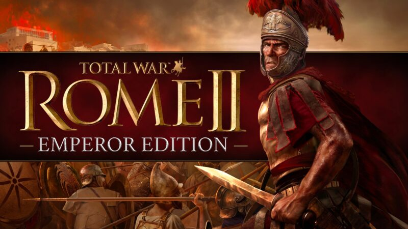 Total War Rome 2 Emperor Edition PC Free Download