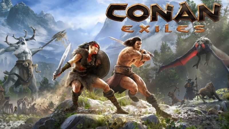Conan Exiles PC Free Download