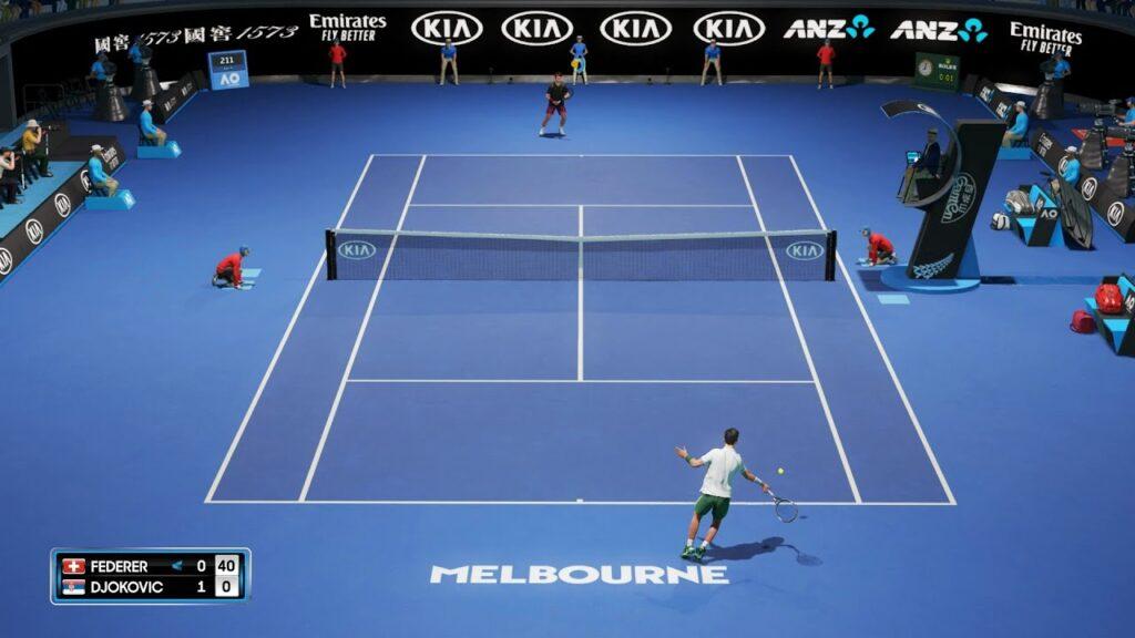 AO Tennis 2 Game Wiki