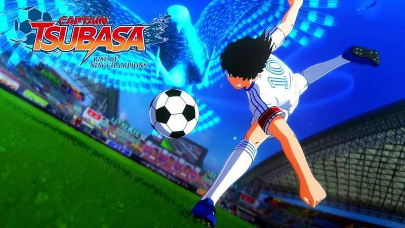 Captain Tsubasa Rise of New Champions PC Free Download
