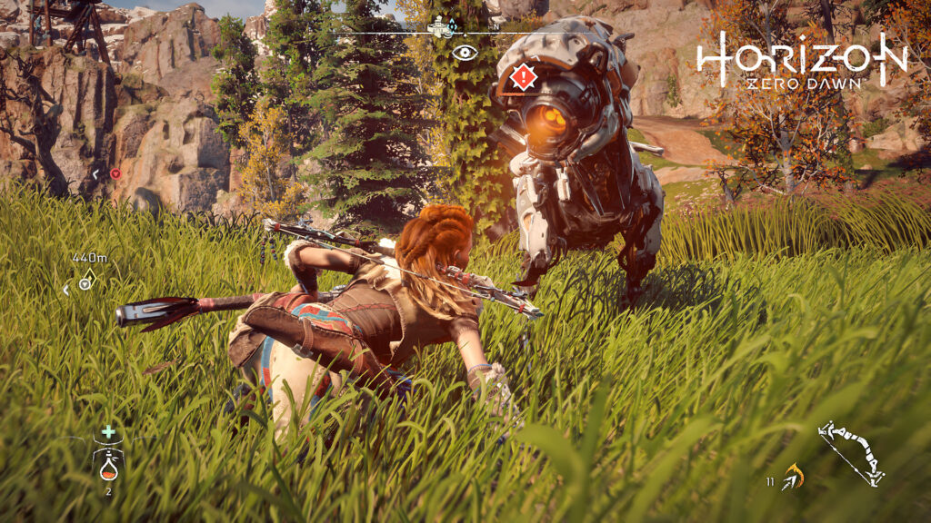 Horizon Zero Dawn Game Wiki