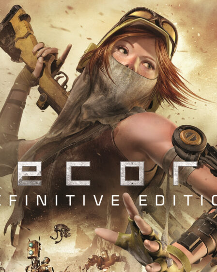 ReCore Definitive Edition PC Free Download
