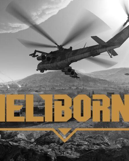 Heliborne Enhanced Edition