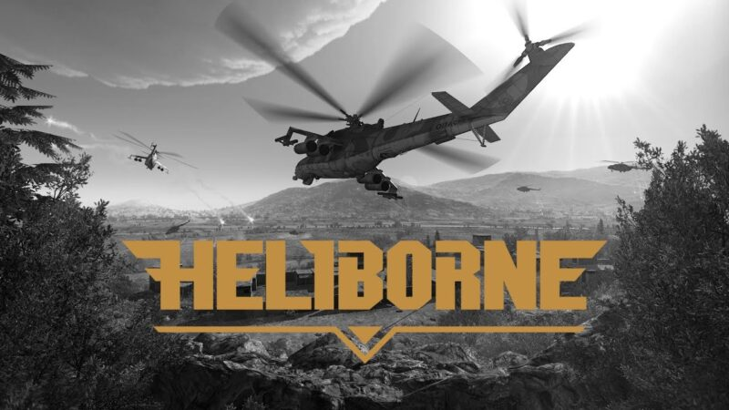 Heliborne Enhanced Edition PC Free Download