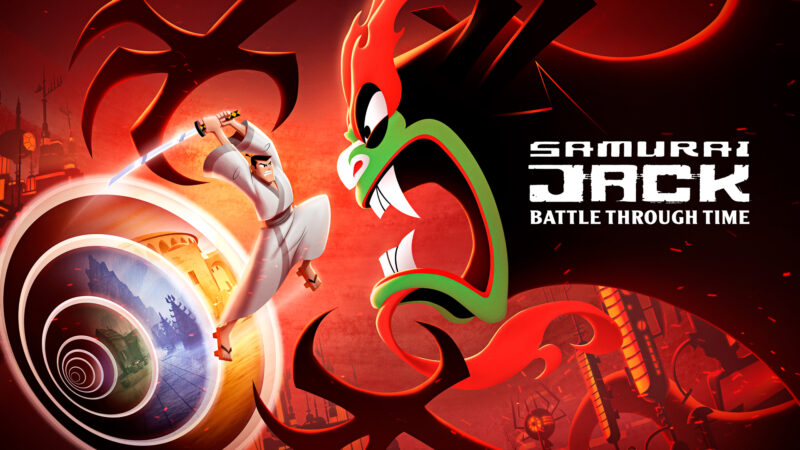 Samurai Jack Battle Through Time PC Free Download