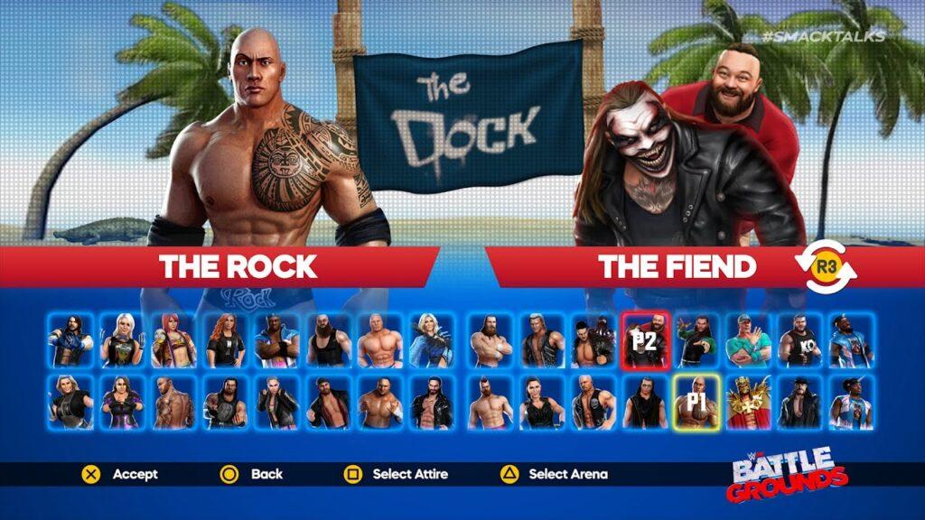 WWE 2K Battlegrounds Game Wiki