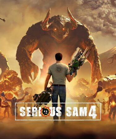 Serious Sam 4 PC Free Download