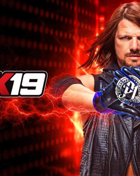 WWE 2K19 PC Free Download