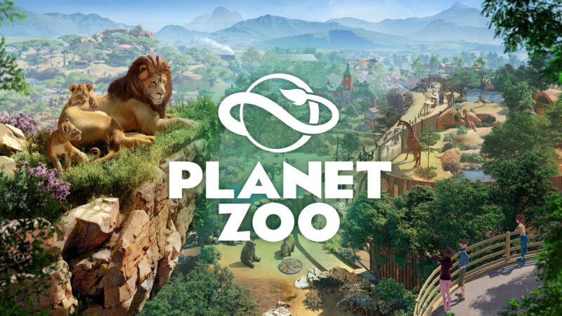 Planet Zoo PC Free Download