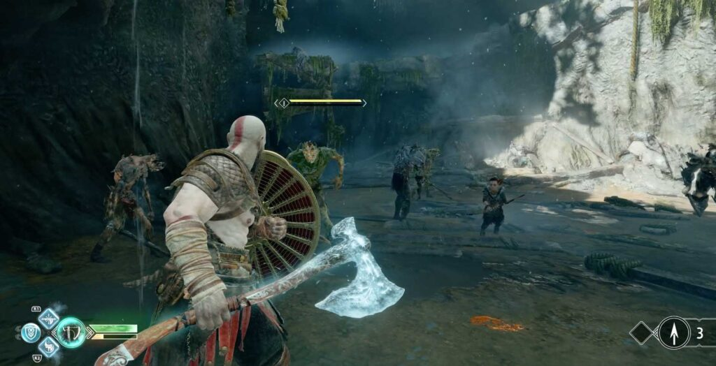 God of War (2018) Game Wiki