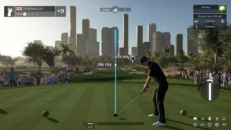 PGA Tour 2K21 Game Wiki