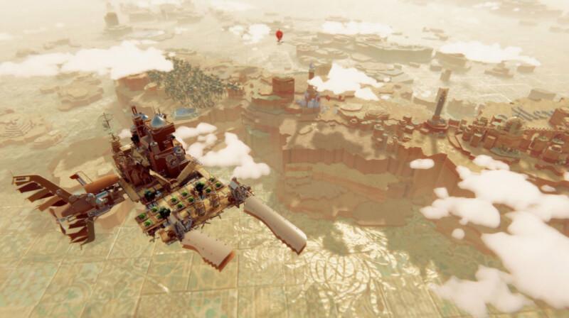 Airborne Kingdom Game Wiki