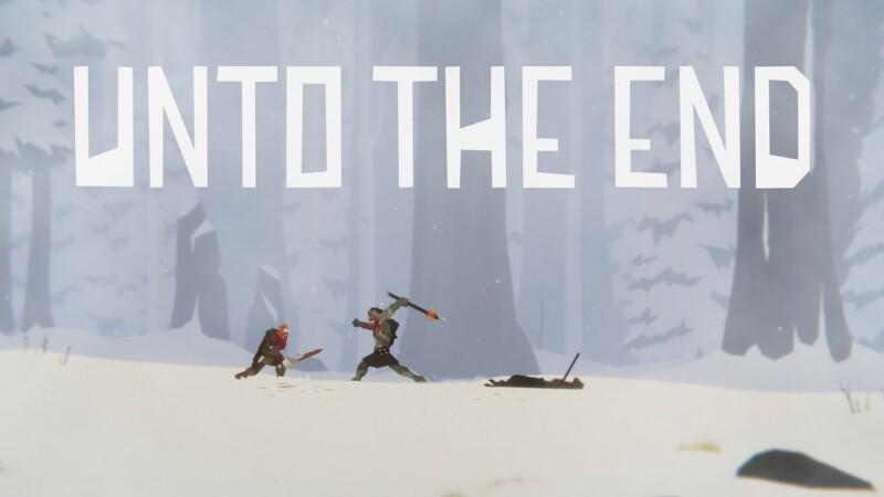 Unto The End