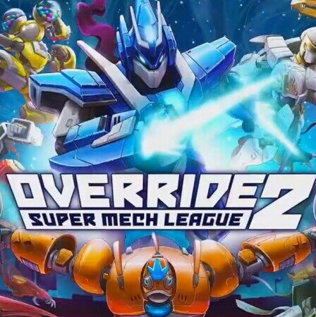 Override 2 Super Mech League