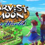 Harvest Moon One World Game Wiki
