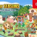Story of Seasons Pioneers of Olive Town Game Wiki